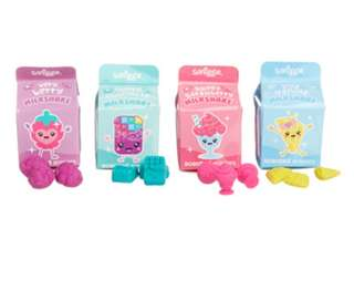 Smiggle erasers box rm4 each box only NEW