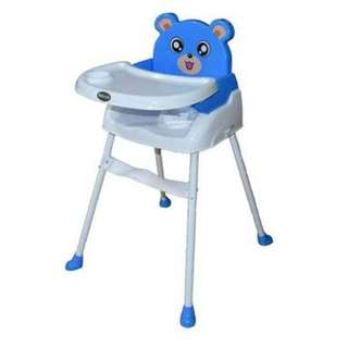 Apruva 4-in-1 High Chair