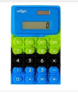 Smiggle calculator rm39 NEW