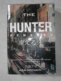Novel The Hunter by Asa Nonami