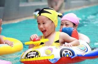 預購  兒童汽車泳圈
