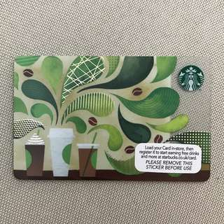 Starbucks Card - Cups