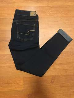 American eagle jeggings