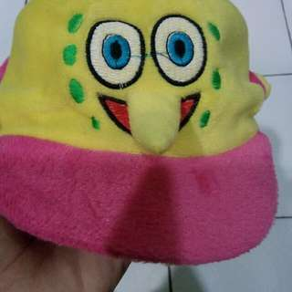 Topi spongebob