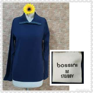 BOSSINI COTTON PULLOVER M/L