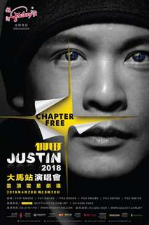 Justin Chapter Free concert