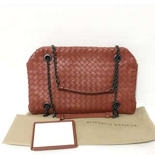Authentic Bottega Veneta Shoulder Bag