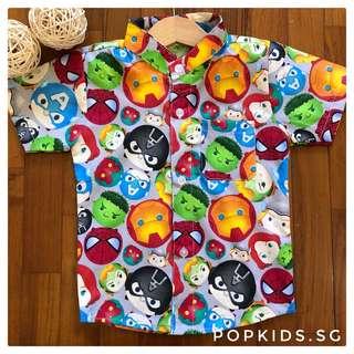 🕶INSTOCK - Superheroes Shirt