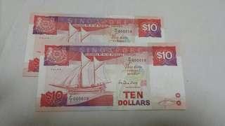 Ship Series  $10