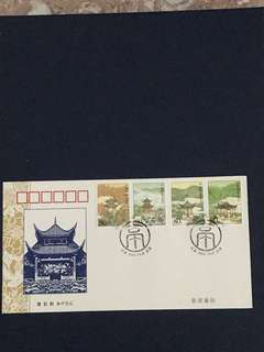 China Stamp- 2004-27 B-FDC