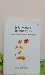 9 Summers 10 Autumns by Iwan Setyawan