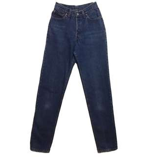 Levi's17501 Mom Jeans