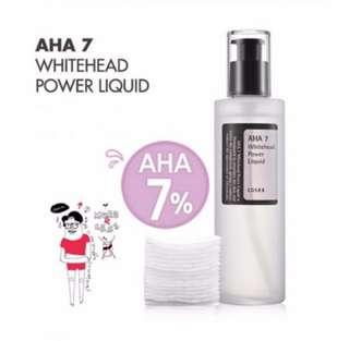 🇰🇷 AHA 7 Whitehead Power Liquid 150ml