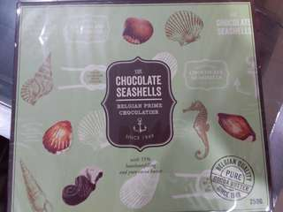 The Chocolate Seashells 250g