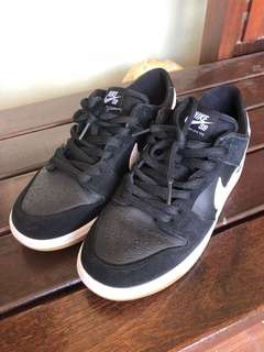 Nike SB Dunk black original