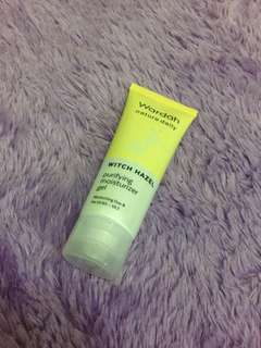Wardah Witch Hazel Purifying Moisturizer