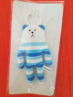 ❤BN Authentic OSAKA Craftholic® mini bear charm/key chain etc