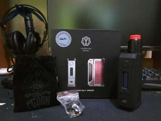 PSK Therion 166 [ALL AUTHENTIC]