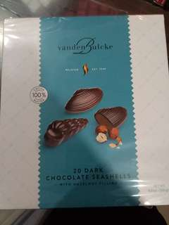 Valden Bulcke Chocolate Seashells
