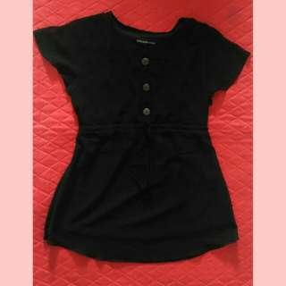 blouse hitam