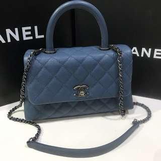 Authentic Chanel Coco Small Bag