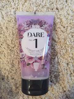 Dare purple pastel FORGET ME NOT dye