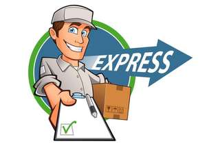 Courier Services ! Parcel delivery