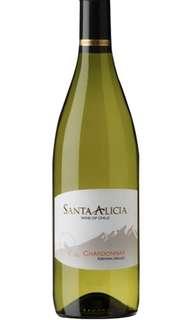 Santa Alicia Chardonnay, Chile 2017 (6 BTLS)