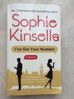 Sophie Kinsella: I've Got Your Number