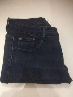 Black Jeans / Celana Jeans Hitam