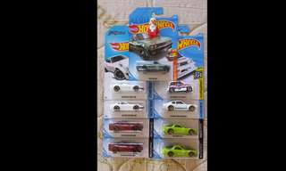 Hot Wheels Assorted Lot