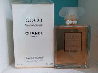 CHANEL COCO (Fresh my last trip trip in New York)