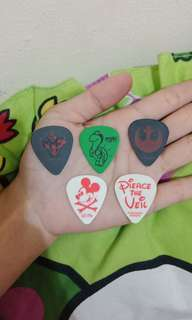 Pick Guitar Bands