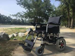 Electric Wheelchair Kerusi Roda Elektrik N560 - Ready Stock