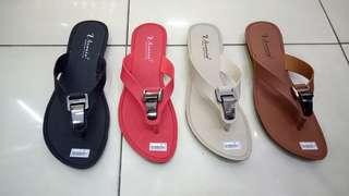 Sandal wanita simple