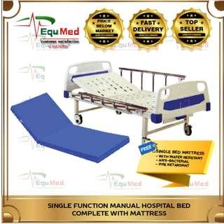 Katil Pesakit Hospital Bed Manual Murah Pahang