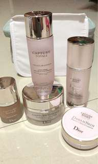 Skincare dior capture total