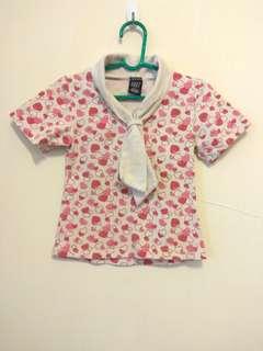 韓製女寶棉上衣(3) 粗穿價出清