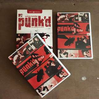 DVD Punk'd (complete first season)