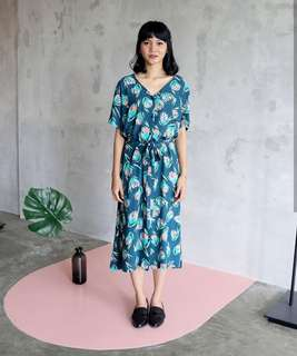 Summer Dress Trick&Tricky / Baju Pantai / Baju Summer