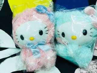 Hello Kitty 毛公仔
