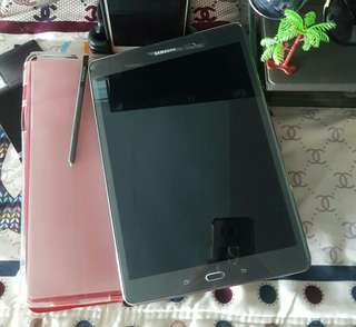 Samsung Tab A 9.7 inches 16gb ram With S pen wifi Lte..