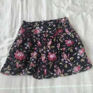Ben Sherman Floral Mini Skirt