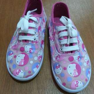 Authentic Hello Kitty for Payless sneakers