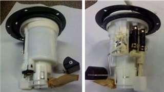 Evo X. Fuel filter kit