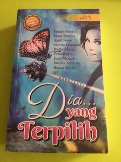 Malay Novel - Dia...Yang Terpilih (Idea Kreatif)