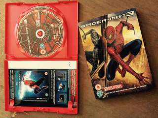 DVD Spider-Man 3 (2 disc special edition)