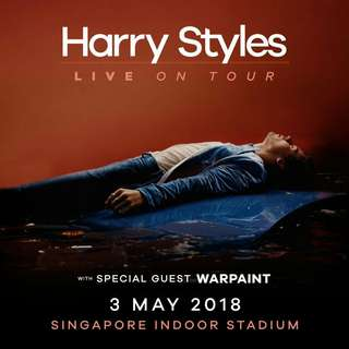 Harry Styles Concert At Singapore