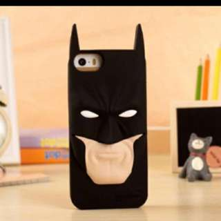 SALE!! COOL 3D Batman Face iphone 4 iphone 5 case
