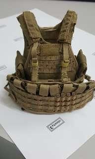 1/6 scale USMC vest